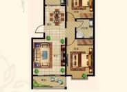 2室2厅1卫-93.9㎡